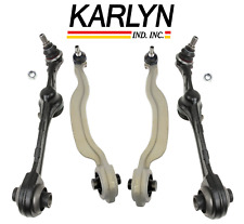 Front Lower Control Arm Left & Right Kit 4pcs Karlyn Original Mercedes S Class