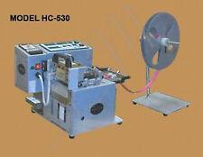 New Sheffield Hc-530 Hot & Cold Webbing Cutter Automatic Strip Cutter Free Ship