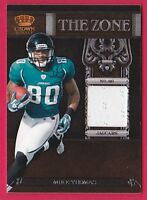 MIKE THOMAS 2011 CROWN ROYALE THE ZONE #20 JERSEY #95/99 FB697