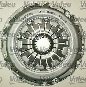 CLUTCH KIT WITH HYDRAULIC BEARING VALEO VAL834009