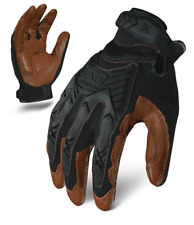 IronClad Gloves EXO2-MIGL Motor Impact Protection Genuine Leather - Select Size