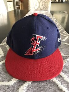Round Rock Express New Era 5950 Hat Cap Size 7 1/2 NWT Made In USA