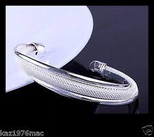 Silver Cuff 3 Band Bangle Bracelet  BRAND NEW