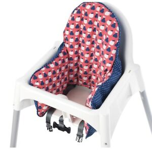 IKEA Baby Kids Children High Chair Support Supporting Air Cushion & Cover