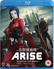 Ghost in The Shell Arise Borders Parts 1 and 2 Blu-ray DVD 5022366351744