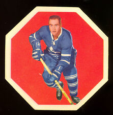 1961-62 YORK PEANUT BUTTER YELLOW BACKS #21 RED KELLY EX TORONTO MAPLE LEAFS