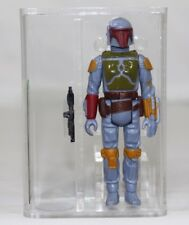 VINTAGE STAR WARS 1979 BOBA FETT AFA GRADED 80 NM