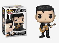 Funko Pop Rocks: Johnny Cash™ - Johnny Cash™ Vinyl Figure Item #39524