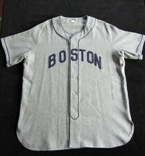 Ebbets Field Flannels Boston Royal Giants 1940 Road Jersey Negro League