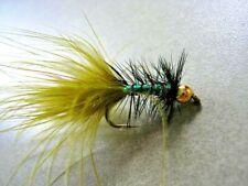 10 Shrek Fly Fishing Flies