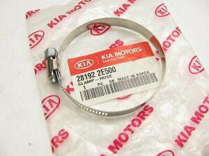 NEW - OEM 281922E500 Engine Air Duct Tube Hose Clamp For Kia
