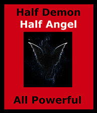 1/2 Royal Demon 1/2 Angel All Powerful All Wishes + Money Love ~PLUS CORE BEAD~