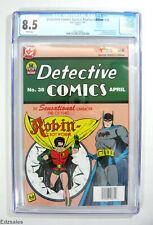 Detective Comics Special Toys R US Replica Edition #38 DC Comics - CGC Grade 8.5