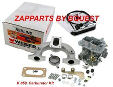 Carburetor Kit 32/36 DGV MG,MGA,MGB,REDLINE WEBER K 050