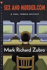 Sex and Murder.com: A Paul Turner Mystery (Paperback or Softback)