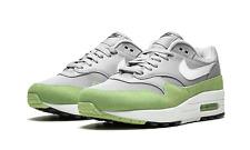 NIKE AIR MAX 1 Fresh Mint Green Grey Running Shoes AH8145-015 Men's Size 10.5