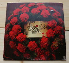LP... THE STRANGLERS... No More Heroes
