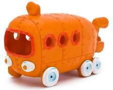"SpongeBob Bikini Bottom Bus Resin Aquarium Ornament 5"" x 2 1/2"" x 2"" Sponge Bob"