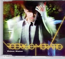 (DX667) Rodrigo Moratto, Whatever Whatever - 2010 CD
