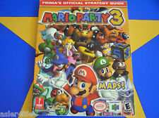 MARIO PARTY 3 - N64 STRATEGY GUIDE