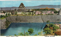 Japan - cpsm - OSAKA Schlosspark