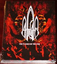 At The Gates: The Flames Of The End 3 DVD Box Set 2010 Earache Live Concerts NEW