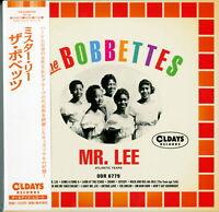 BOBBETTES-MR. LEE-JAPAN MINI LP CD BONUS TRACK C94
