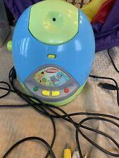Hasbro Playskool Dance Along Video Cam Interactive TV Camera #08812 UNTESTED