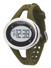 Oregon SE338M Armbanduhr Herzfrequenzmesser Zone Trainer SE Puls-Uhr olivgrün