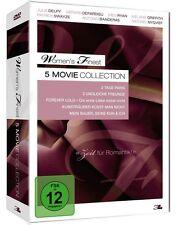 DVD WOMEN'S FINEST 5 MOVIE - 2 TAGE PARIS + FOREVER LULU + MEIN BAUER SEINE KUH