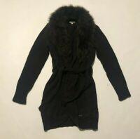 Barbour dark brown jacket size12