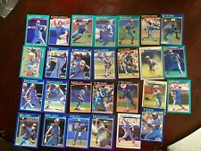 1991 Score Montreal Expos Team CARD LOT OF 27 CARDS