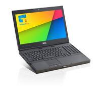 """Dell Precision M4600 Core i5 2520M 4GB RAM 500GB HDD 15.6"""" NVIDIA Quadro 1000M"""
