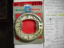 COPPIA GANASCE FRENO BASSANO GRIMECA ORIGINALI APRILIA 110x25 mm AP8213133