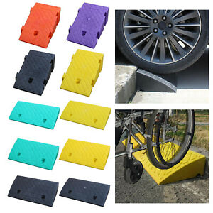 Car Bike Motorcycle Mobility Wheelchair Heavy Duty Threshold Ramp Kerb Ramp