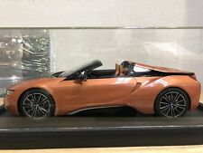 Miniature BMW i8 Roadster 1:12 Lim.Ed. 80432454830. Only 500 Pieces Worldwide