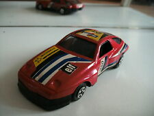 Polfi toys Porsche in Red on 1:43