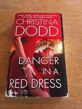 Danger in a Red Dress by Christina Dodd (2009, Paperback)