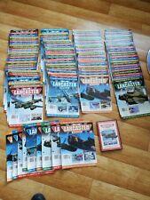 Hachette Lancaster Bomber 1/32 model collection.