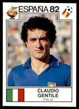 Panini World Cup Story 1990 - Claudio Gentilee (Italy) No. 128