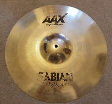 """Sabain AAX 18"""" Stage Crash Cymbal"""