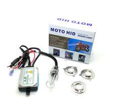 35W Motorcycle HID Headlight Kit H6M H4 BA20D Bi-Xenon Hi/Lo Light Bulb Kit Set