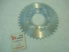 Vortex 232-59 Silver 59-Tooth Rear Sprocket