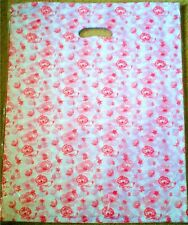 """100 Large Gift Bags Pouches Featuring Cat, Moon, Star, Sun, Flowers, 14"""" X 17"""""""