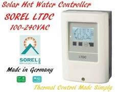 SOREL Solar Hot Water Heater Temperature Difference Controller LTDC V3 Worldwide