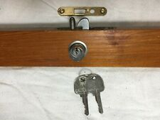 Mortise Lock and Keeper Kit with 2 Keys Made by Häfele GmbH & Co in Germany