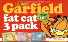 The Third Garfield Fat Cat 3 Pack by Jim Davis 1995 Paperback NEW 3 Books in One