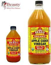 Bragg LIVE Foods Organic MELA ACETO di sidro - 473ml (16oz)