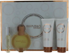 Bronze by Ellen Tracy for Women Set-EDP Spray 3.3oz+BL 3.4oz+SG 3.4oz+Mini SW