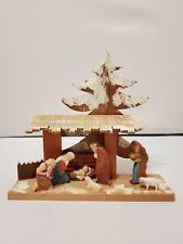 Anri nativity set